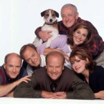 "Image for Sitcom programme ""Frasier"""