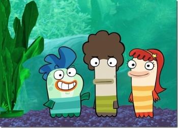 Fish Hooks Episodes on Episode 0  Season 1   Big Fish   Fish Hooks