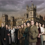 "Image for the Drama programme ""Downton Abbey"""