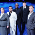 "Image for the Quiz Show programme ""The Chase"""