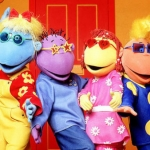 "Image for the Childrens programme ""Tweenies"""