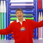"Image for the Childrens programme ""Art Attack"""