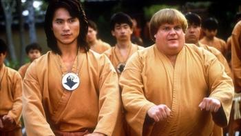 beverly hills ninja parents guide