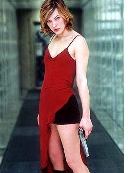 Fiona Glascott : Actre... Milla Jovovich Movies