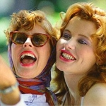 "Image for the Film programme ""Thelma and Louise"""