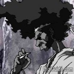 "Image for the Animation programme ""Afro Samurai"""