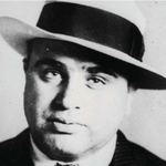 "Image for the History Documentary programme ""Al Capone"""