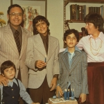 "Image for the Film programme ""Capturing the Friedmans"""