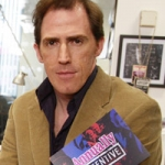 "Image for the Comedy programme ""Rob Brydon's Annually Retentive"""