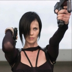 "Image for the Film programme ""Aeon Flux"""