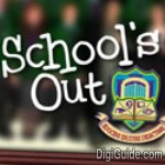 "Image for the Quiz Show programme ""School's Out"""