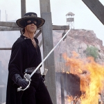 "Image for the Film programme ""The Mask of Zorro"""