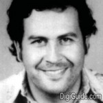 "Image for the Documentary programme ""Pablo Escobar"""