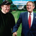 "Image for the Film programme ""Fahrenheit 9/11"""