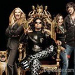 "Image for the Reality Show programme ""Gene Simmons Family Jewels"""
