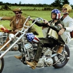"Image for the Film programme ""Easy Rider"""