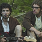 "Image for episode ""Girlfriends"" from Comedy programme ""Flight of the Conchords"""