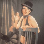"Image for the Film programme ""Cabaret"""