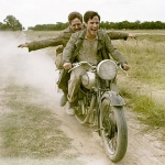 "Image for the Film programme ""The Motorcycle Diaries"""