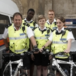 "Image for the Film programme ""Bike Squad"""