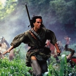 "Image for the Film programme ""The Last of the Mohicans"""