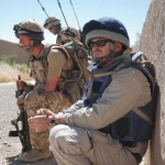 "Image for the Documentary programme ""Ross Kemp in Afghanistan"""