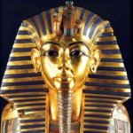"Image for the History Documentary programme ""Tutankhamun - Secrets of the Boy King"""