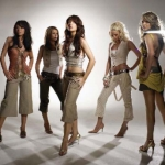 "Image for the Music programme ""Girls Aloud"""
