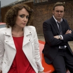 "Image for the Drama programme ""Ashes to Ashes"""