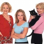 "Image for the Sitcom programme ""Sabrina, the Teenage Witch"""
