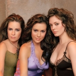 "Image for the Drama programme ""Charmed"""