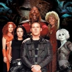 "Image for the Science Fiction Series programme ""Farscape"""