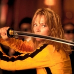"Image for the Film programme ""Kill Bill: Vol. 1"""