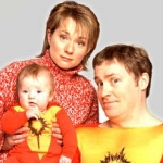 "Image for the Sitcom programme ""My Hero"""