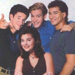 "Image for the Sitcom programme ""Saved By The Bell: The College Years"""