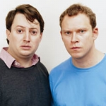 "Image for the Comedy programme ""That Mitchell and Webb Look"""
