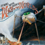 "Image for the Film programme ""Jeff Wayne's Musical Version of 'The War of the Worlds'"""