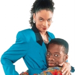 "Image for the Sitcom programme ""A Different World"""