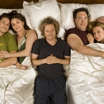 "Image for the Sitcom programme ""Rules of Engagement"""