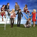 "Image for the Sitcom programme ""The Class"""