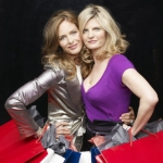 "Image for the Fashion programme ""Trinny and Susannah Undress the Nation"""