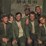 "Image for the Sitcom programme ""M*A*S*H"""