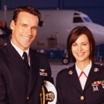 "Image for the Drama programme ""JAG"""