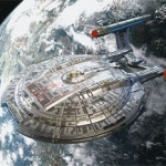 "Image for the Science Fiction Series programme ""Star Trek: Enterprise"""