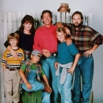 "Image for the Sitcom programme ""Home Improvement"""