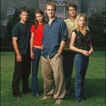 "Image for the Drama programme ""Dawson's Creek"""