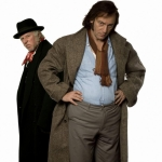 "Image for the Drama programme ""The Curse of Steptoe and Son"""