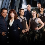 "Image for the Science Fiction Series programme ""Battlestar Galactica"""