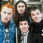 "Image for the Sitcom programme ""The Young Ones"""