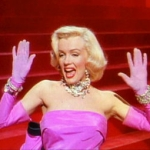 "Image for the Film programme ""Gentlemen Prefer Blondes"""